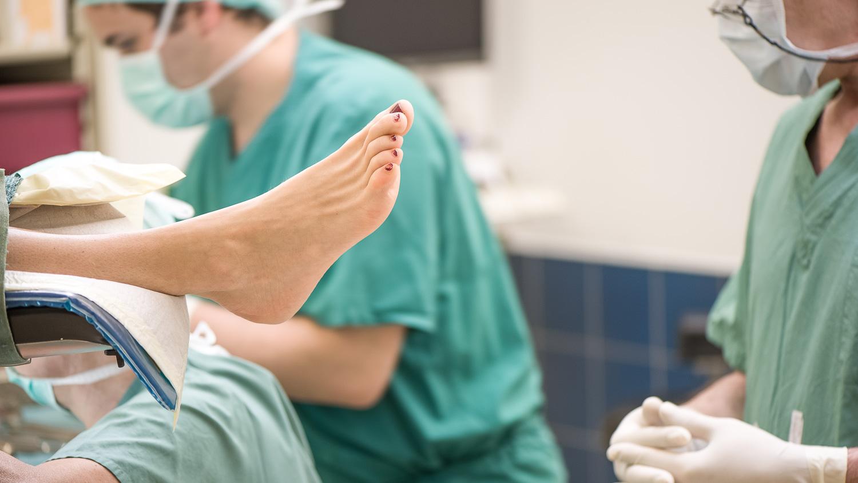 Gynäkologische Operationen | Gynäkologisches